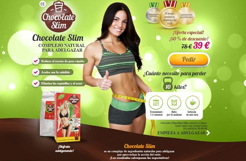 Chocolate Slim Comprar