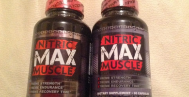 Nitric Max Muscle Opiniones